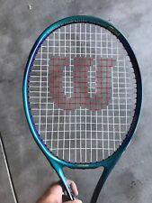 Wilson GRAPHITE SUPREME Stretch 4 1/4 L2 Oversize Tennis Racquet