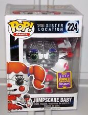 Funko POP! Five Nights at Freddy's Sister Location Jumpscare Baby SDCC Exclusive