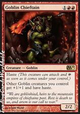Gobelin Chieftain // FOIL // Presque comme neuf // Magic 2011 // Engl. // Magic the Gathering