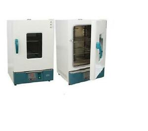 New 65L Digital Forced Air Drying Oven 16×14×18″ 40×36×45cm 1600W New WGL