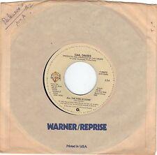 DAVIES, Gail  (You Turn Me On I'm A Radio)  Warner Bros. 7-29972