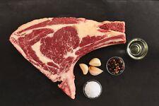 Irisches Angus Standing Rib Steak hohen Rippe  Dry Aged Beef Rind (33,35€/kg)