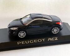 Peugeot RCZ noir, 1:43, NOREV