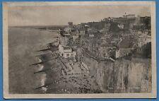 CPA: Ault - La Plage / 1933