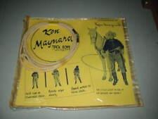 Old Vintage 1950's Ken Maynard Trick Rope - Cowboy Western Toy