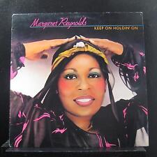 Margaret Reynolds - Keep On Holdin' On LP VG+ BTG-1431 USA 1982 Vinyl Record