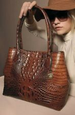 Brahmin Large Tote in Pecan Melbourne NEW!