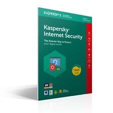 Kaspersky Internet Security 2018 1 Device 1 Year FFP