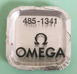 Omega 485 1341 Inca insetting & end stone NOS