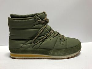 Teva Ember Lace Mens Boot Olive Size 12 M