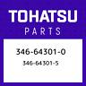 346-64301-0 Tohatsu 346-64301-5 346643010, New Genuine OEM Part