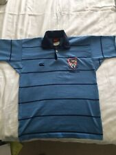Canterbury NZ Rugby Queenstown Wakatipu Rugby Club Shirt Size XS