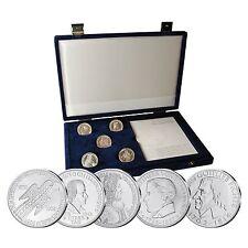 Vorzügliche 5 DM Gedenkmünzen der BRD