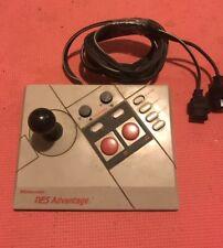 Used Original NES Advantage Joystick Controller