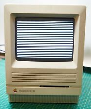 Vintage Apple Macintosh SE/30 partly working (for parts)