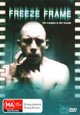 Lee Evans FREEZE FRAME - DARK CONSPIRACY THRILLER DVD