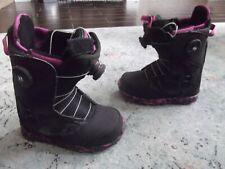 Burton Felix Boa Women's Snowboard Boots Sz 5
