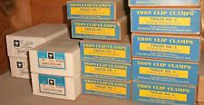 NEW 2 Cooper BUSSMANN Buss TRON No. 1 0-30A Amp 250V FUSE CLAMPS Fuses Ideal NOS