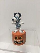 Peanuts Gang Halloween - Snoopy as Mummy Figure 3in 2013
