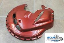 02 HONDA GOLDWING 1800 GL1800 OEM LEFT FRONT BRAKE ROTOR GUARD COVER DISC SHIELD