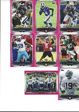 2014 Topps Football Pink #/499 Eric Decker New York Jets #92