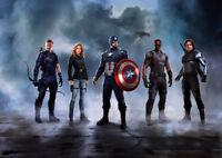 Captain America Civil War E A1 Movie Poster