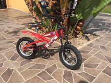 Bicicletta Ducati Per Bambini Misura 16 Cross Junior Bike No Mtb