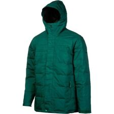 QUIKSILVER Men's TOUCH DOWN Snow Jacket - FOREST - Size Large - NWT