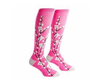Sock It To Me Kitty Willow Women's Socks