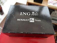 RENAULT ING F1 MP4 MEDIA PLAYER MP3 SD MMC RECORDER FULLY BOXED SPEAKER CHROME