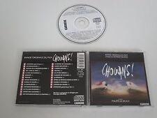 GEORGES DELERUE/CHOUANS! - BANDE ORIGINALE DU FILM(CARRERE 96 538) CD ALBUM