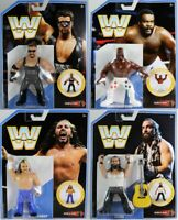 WWE Mattel COMPLETE SET Retro Figure Series 10 Diesel/JYD/Elias/Hardy IN STOCK!