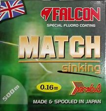 FALCON MATCH sinking Special Fluorocoating 500 mt 0.20 5,600 KG FLUORO inglese