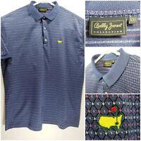 Masters Bobby Jones Collection Mens 2XL XXL Masters Golf Shirt