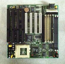 DFI 586iPVG Rev A Mainboard Motherboard Socket 7 8 MB RAM No CPU