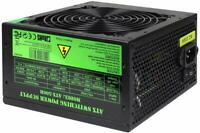 500W 12cm Sleeve Bearing Fan PC Power Supply ATX Computer PSU Cooling System NEW