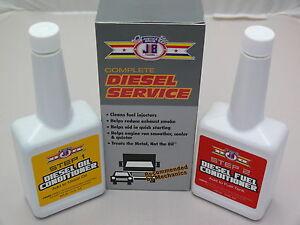 Justic Brothers Complete Diesel Service Kit