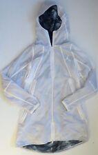 Nike Men White Air Jordan VII Pinnacle Hoodie Raincoat Jacket - 642592 -XL- NWT