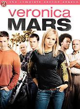 Veronica Mars - The Complete Second Season (DVD, 2006, 6-Disc Set)