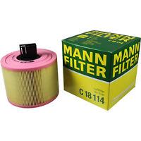 Original MANN-FILTER Luftfilter C 18 114 Air Filter