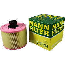 Original MANN-FILTER Luftfilter C 18 114 Air Filter