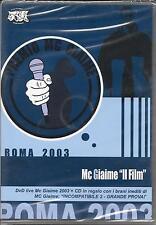 "MC GIAIME - DVD + CD RAP HIP HOP "" IL FILM "" CLUB DOGO  AMIR  TURI  HYST JESTO"