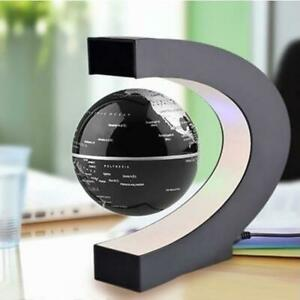 Lámpara Flotante De Levitación Magnética Globo Mapa Del Mundo LED Electrónicos
