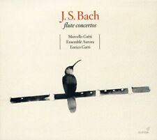 Marcello Gatti, J.S. Bach - Flute Concertos [New CD]