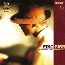 Eric Bibb - Good Stuff - OPUS 3 SACD 19623 (multichannel)