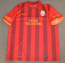 Galatasaray AS Nike Dri Fit Authentic Soccer Football Jersey 2XL Turkey