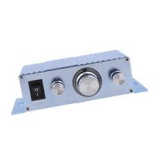 Mini Haut-Parleur Stéréo Portable Amplificateur 12v Voiture 2 Canaux 180w
