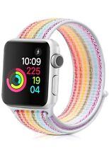 Apple Watch Strap 42mm, Nylon Sport Loop Woven Adjustable, Series 4 3 2 1