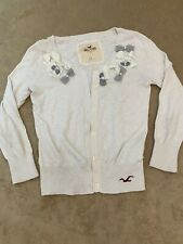 Hollister Women's Size Small Cardigan Sweater