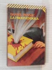LA PROSIVENDOLA Daniel Pennac Yasmina Melaouah Feltrinelli 1994 romanzo libro di